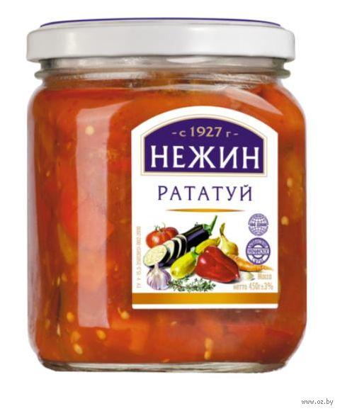"""Рататуй """"Нежин"""" (450 г) — фото, картинка"""