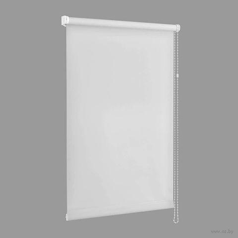 """Штора рулонная """"Сантайм. Уни"""" (68х170 см; белая) — фото, картинка"""