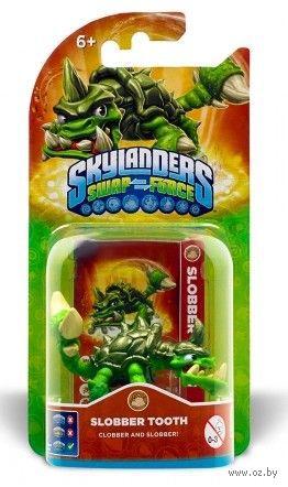 Skylanders Swap Force. Интерактивная фигурка Slobber Tooth