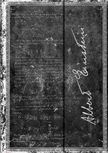 """Еженедельник Paperblanks """"Альберт Эйнштейн. Специальная теория относительности"""" на 2016 год (формат: 180*230 мм, ультра) — фото, картинка"""