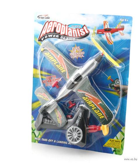 Самолет (с пусковым устройством)