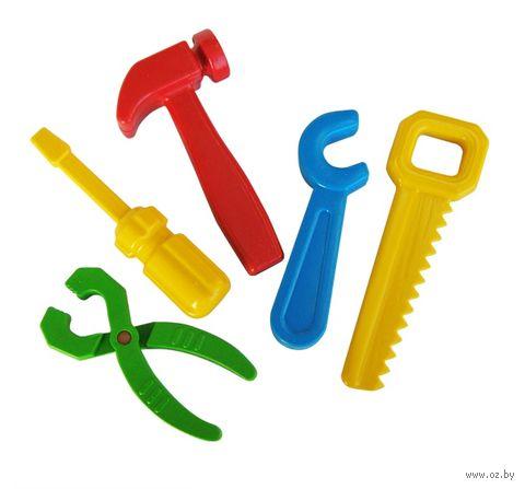 """Набор инструментов """"Маленький умелец"""" — фото, картинка"""