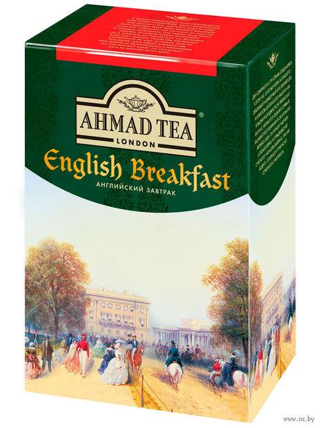 """Чай черный листовой """"Ahmad Tea. Английский завтрак"""" (200 г) — фото, картинка"""