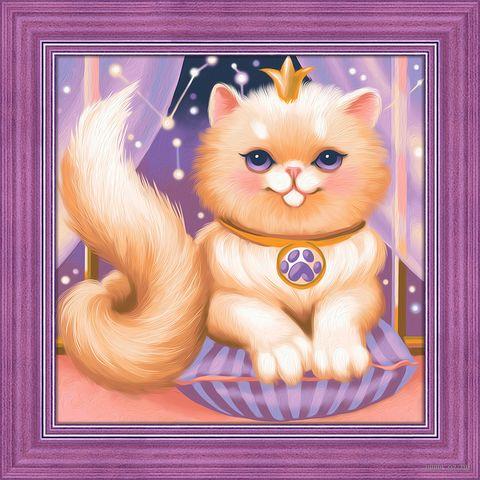 """Алмазная вышивка-мозаика """"Персидская принцесса"""" (250х250 мм) — фото, картинка"""