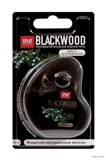 """Зубная нить """"Blackwood"""" (30 м) — фото, картинка"""