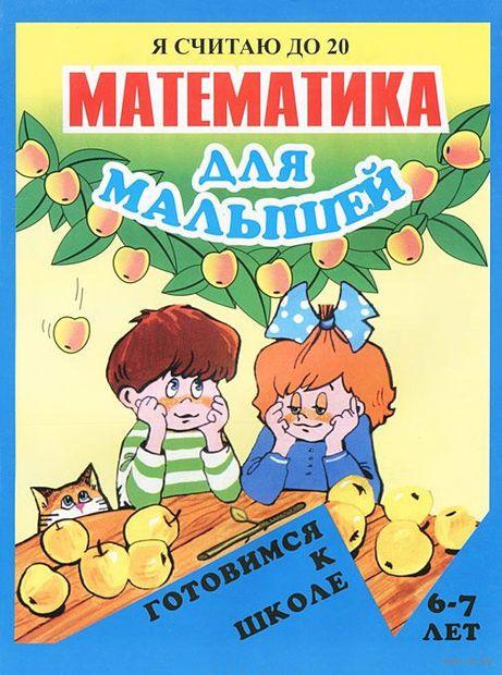 Математика для малышей. Я считаю до 20 — фото, картинка