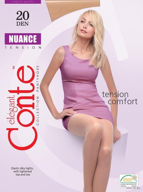 """Колготки женские классические """"Conte. Nuance 20"""""""