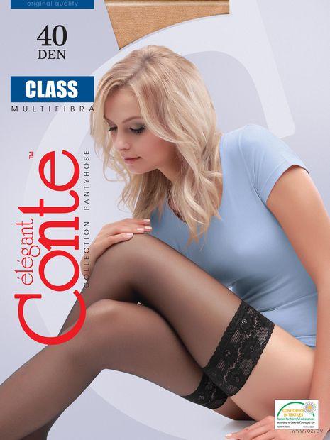 "Чулки женские ""Conte. Class 40"""