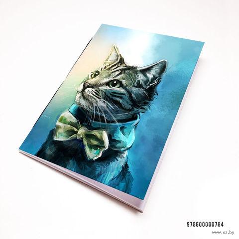 """Блокнот """"Кот"""" (А7; арт. 784) — фото, картинка"""