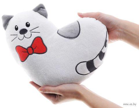 """Подушка """"Котик"""" (25 см)"""