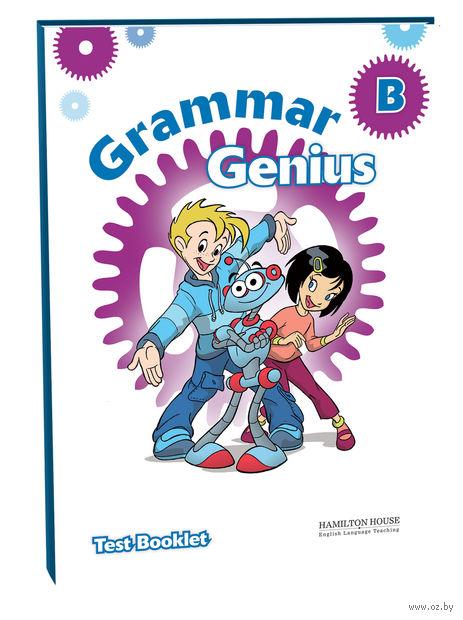 Grammar Genius 2. Test Booklet — фото, картинка
