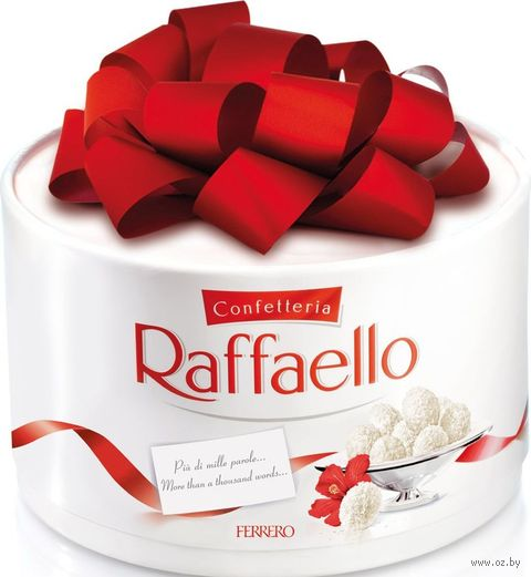 "Конфеты ""Raffaello"" (100 г) — фото, картинка"