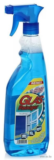 """Средство для чистки стекол и других поверхностей """"Glasreinger"""" (750 мл) — фото, картинка"""