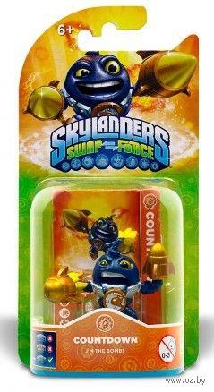 Skylanders Swap Force. Интерактивная фигурка Countdown