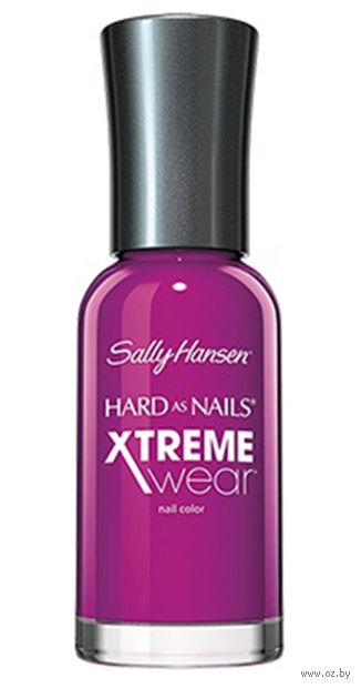 "Лак для ногтей ""Hard as nails xtreme wear"" (тон: 230, сливовый) — фото, картинка"