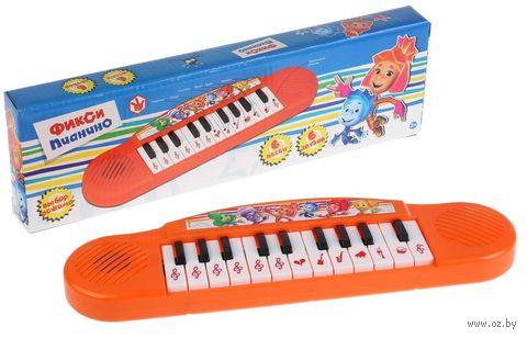 """Пианино """"Фиксики"""" (арт. B1371790-R5 (120)) — фото, картинка"""