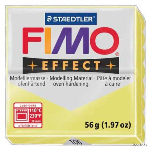 "Глина полимерная ""FIMO double effect"" (цитрин; 56 г)"