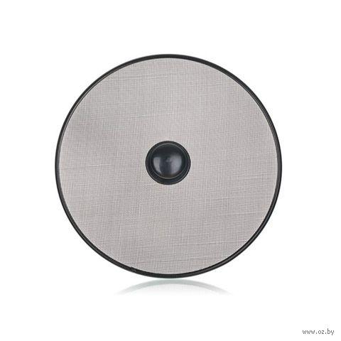 Крышка-экран брызгозащитная металлическая (29 см) — фото, картинка