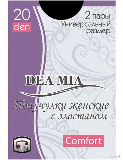 """Гольфы женские полиамидные """"Dea Mia. Comfort 20"""" (2 пары)"""