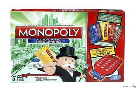 Монополия с банковскими картами (арт. A7444)