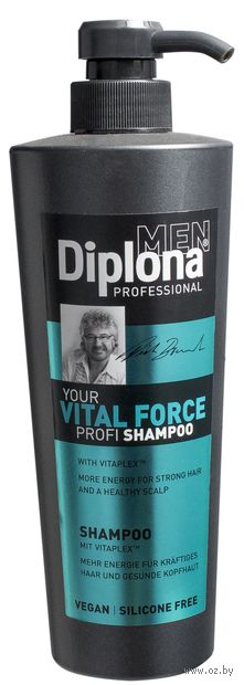 "Шампунь для волос ""Your Vital Force Profi"" (600 мл) — фото, картинка"
