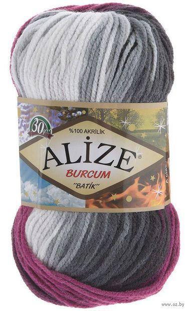 "Пряжа ""ALIZE. Burcum Batik №4202"" (100 г; 210 м) — фото, картинка"