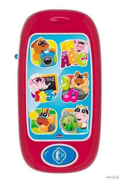 """Музыкальная игрушка """"Говорящий смартфон ABC"""" (со световыми эффектами) — фото, картинка"""