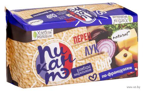 """Хлебцы """"Пикантэ по-французски. Перец, лук и сыр"""" (65 г) — фото, картинка"""