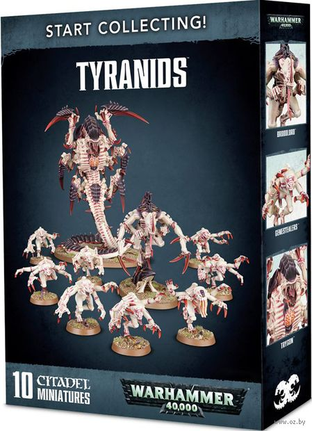 Warhammer 40.000. Tyranids. Start Collecting (70-51) — фото, картинка