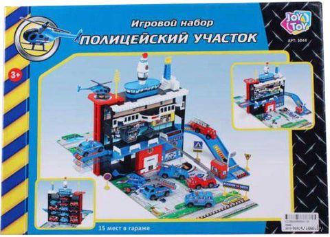 """Игровой набор """"Полицейский участок"""" (арт. Г33903)"""