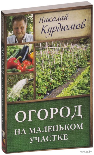 Огород на маленьком участке. Николай Курдюмов