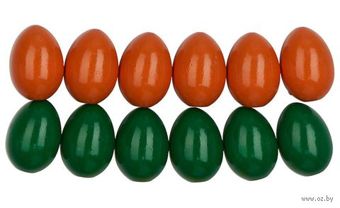 "Счётный материал ""Яйца"" (12 шт.; арт. Д-693) — фото, картинка"