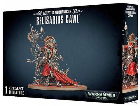 Warhammer 40.000. Adeptus Mechanicus. Belisarius Cawl (59-17) — фото, картинка