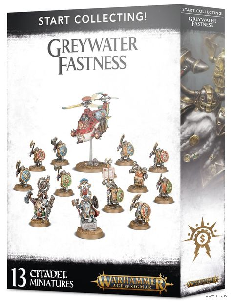Warhammer 40.000. Greywater Fastness. Start Collecting (70-71) — фото, картинка