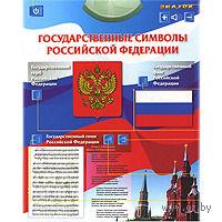 """Интерактивный плакат """"Государственные символы"""""""