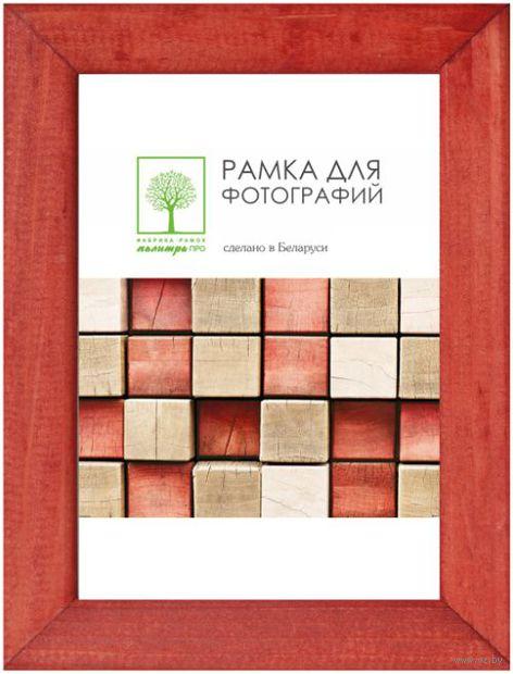 Рамка деревянная со стеклом (15х21 см, арт. Д18К/SAD-35)