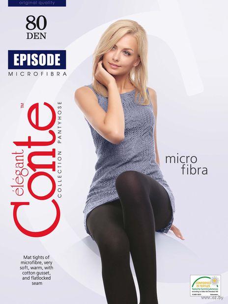 "Колготки женские теплые ""Conte. Episode 80"""