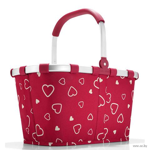 "Корзина ""Carrybag"" (hearts)"