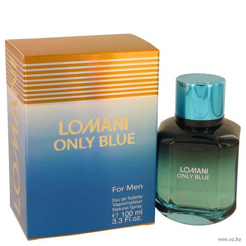 "Туалетная вода для мужчин ""Only Blue"" (100 мл) — фото, картинка"