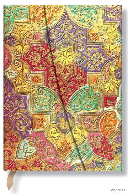 """Записная книжка Paperblanks """"Полевые цветы Баварии"""" в линейку (формат: 130*180 мм, средний)"""