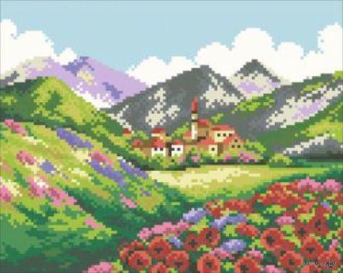 """Алмазная вышивка-мозаика """"Красота гор"""""""