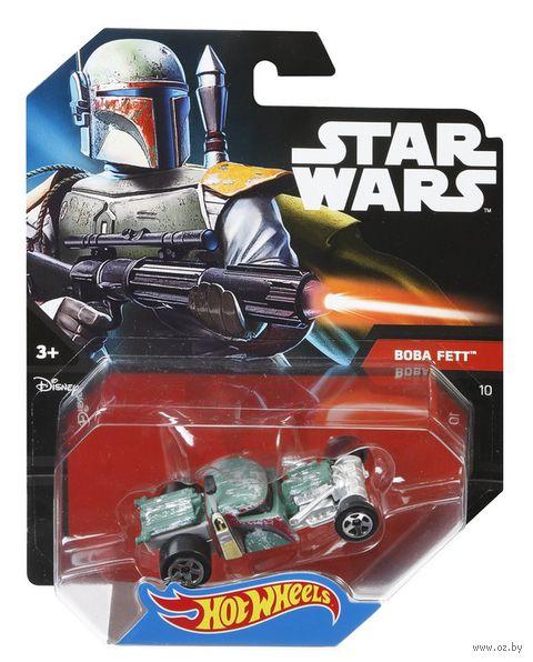 """Машинка """"Star Wars. Boba Fett"""" — фото, картинка"""