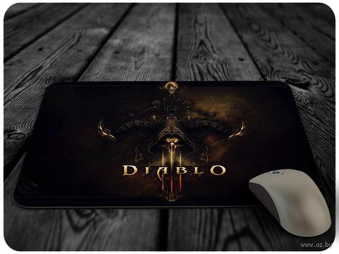"Коврик для мыши ""Diablo"" (art. 3)"