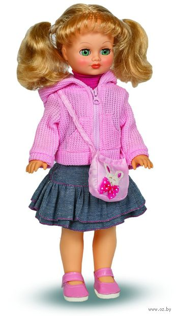 """Музыкальная кукла """"Лиза"""" (42 см; арт. В2227/о)"""