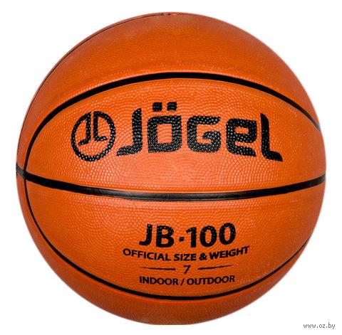 Мяч баскетбольный Jogel JB-100 №7 — фото, картинка