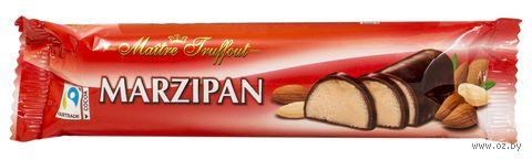 "Батончик шоколадный ""Marzipan"" (100 г) — фото, картинка"