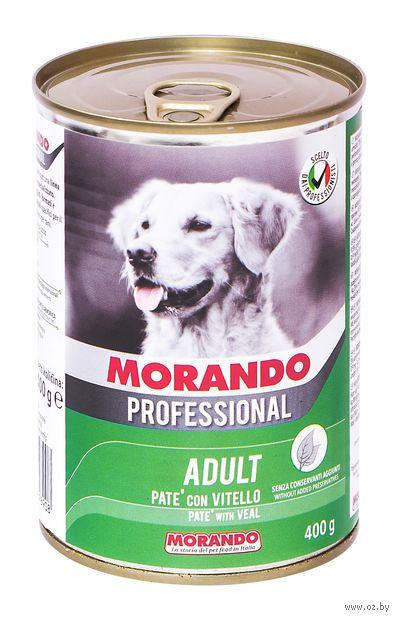"""Консервы для собак """"Cane"""" (400 г; телятина) — фото, картинка"""