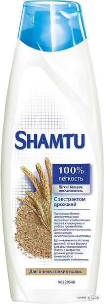 """Бальзам-ополаскиватель для волос """"С экстрактом дрожжей"""" (380 мл)"""