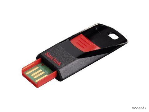 USB Flash Drive 64Gb SanDisk CZ51 Cruzer Edge (Black)