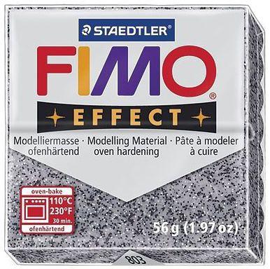 """Глина полимерная """"FIMO Effect"""" (гранит; 56 г) — фото, картинка"""